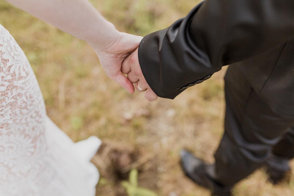 Kameralny ślub W Górach Na Dolnym śląsku Sandra I Damian Stronie